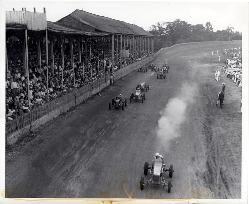 Winchester feature race 1940